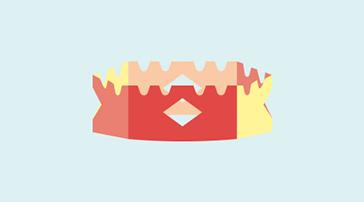 [종이접기교실] 보석왕관